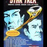Star Trek Movie Comic Book Collection