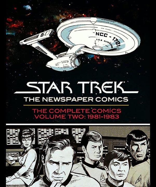 Star Trek Newspaper Strips Vol. 2