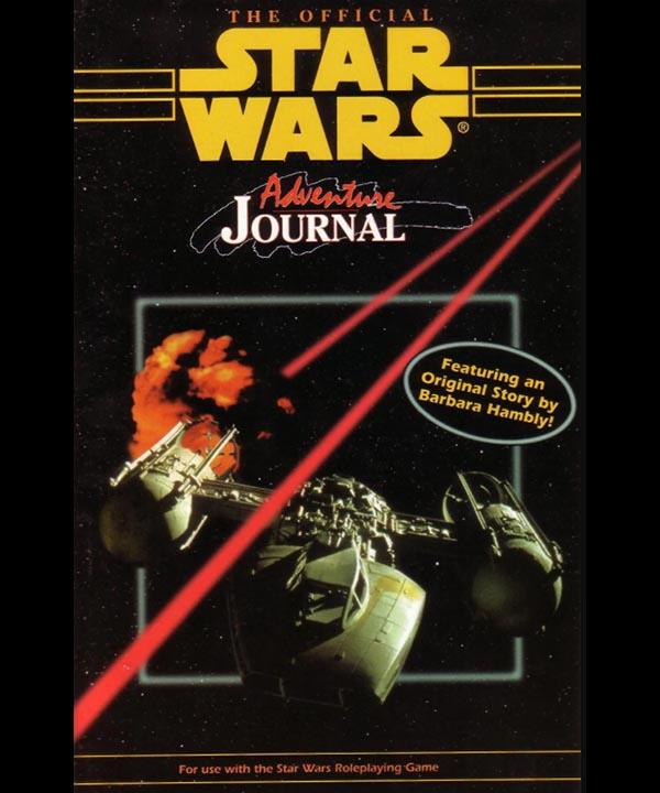 Star Wars Adventure Journal Vol. 14