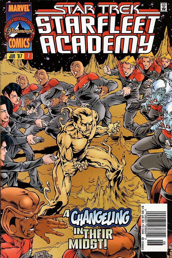Starfleet Academy #7