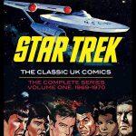 Star Trek UK Strips Vol. 1