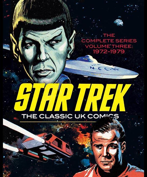 Star Trek UK Strips Vol. 3