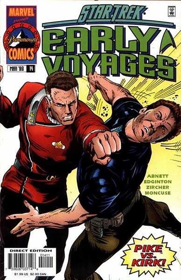 Star Trek Early Voyages #14