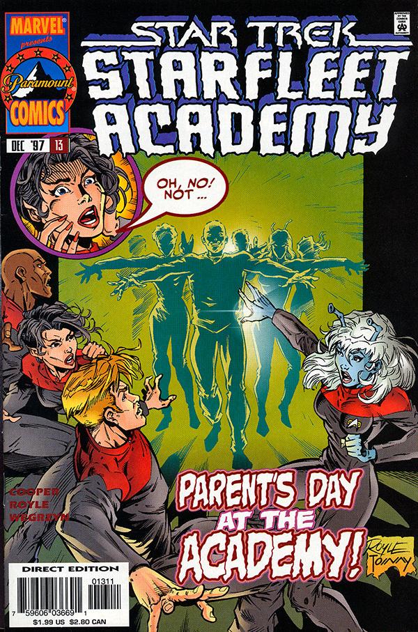 Starfleet Academy #13