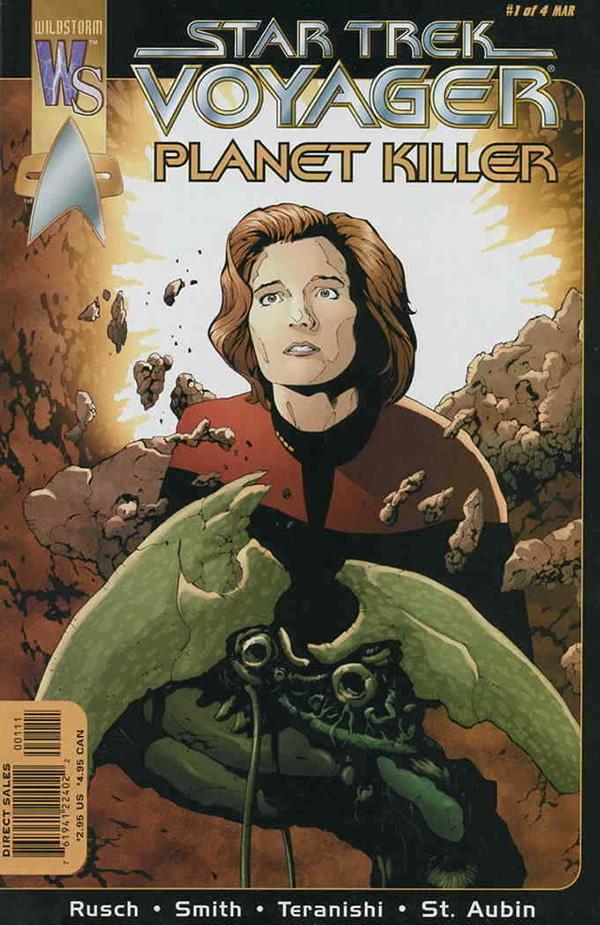 Planet Killer #1