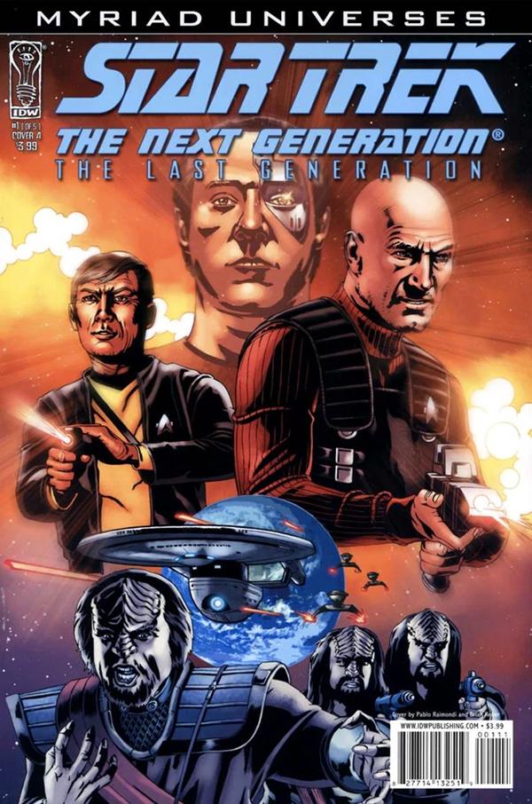 Star Trek: The Last Generation