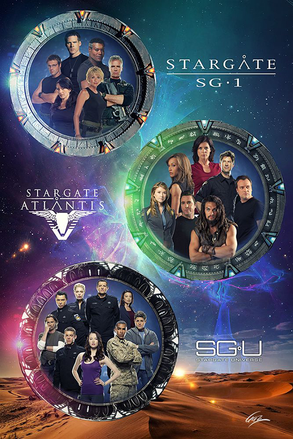 The Stargate Franchise